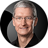 A photo of Tim Cook