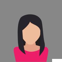 A default profile photo for female