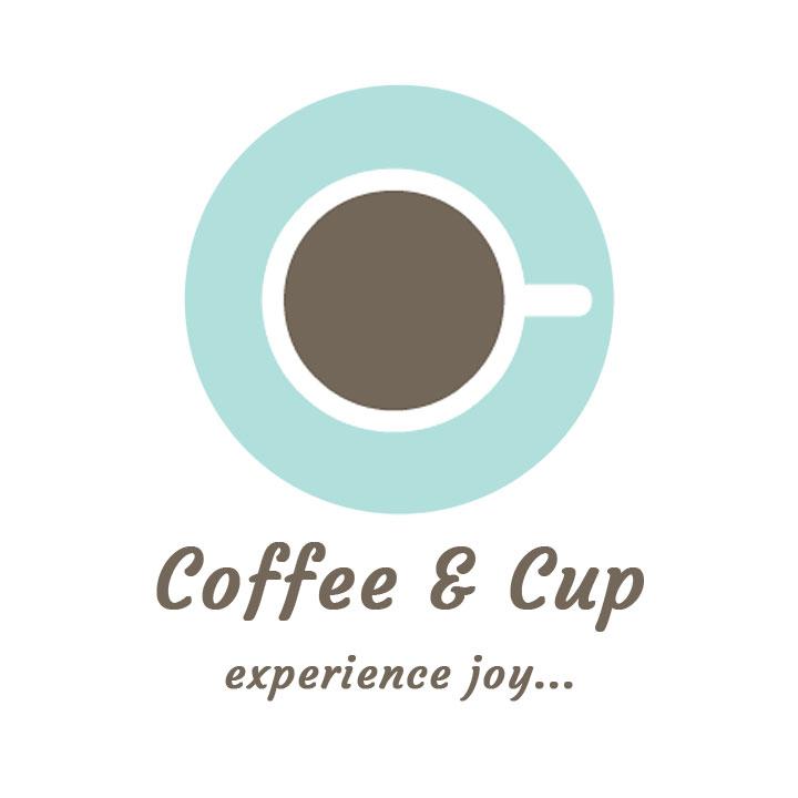 Coffee & Cup Logo