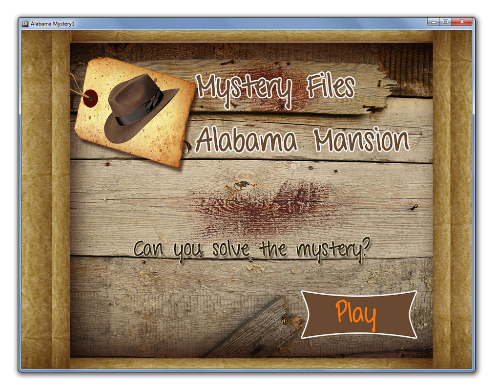 Alabama Mystery Game